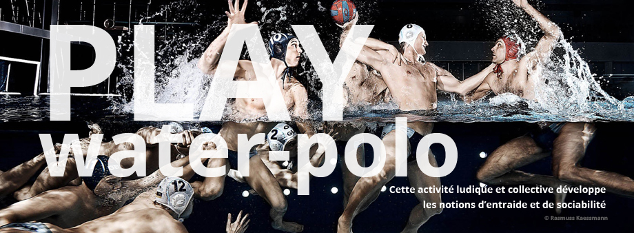 play waterpolo